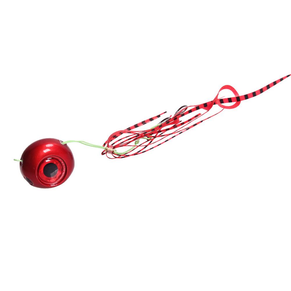 Fishing Hook With Fishing Bait Lead Tip Fishing Hook Scarlet_40G