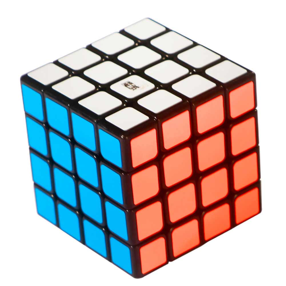 [US Direct] MoYu Aosu New Structure Speed Cube, Black, 4 x 4