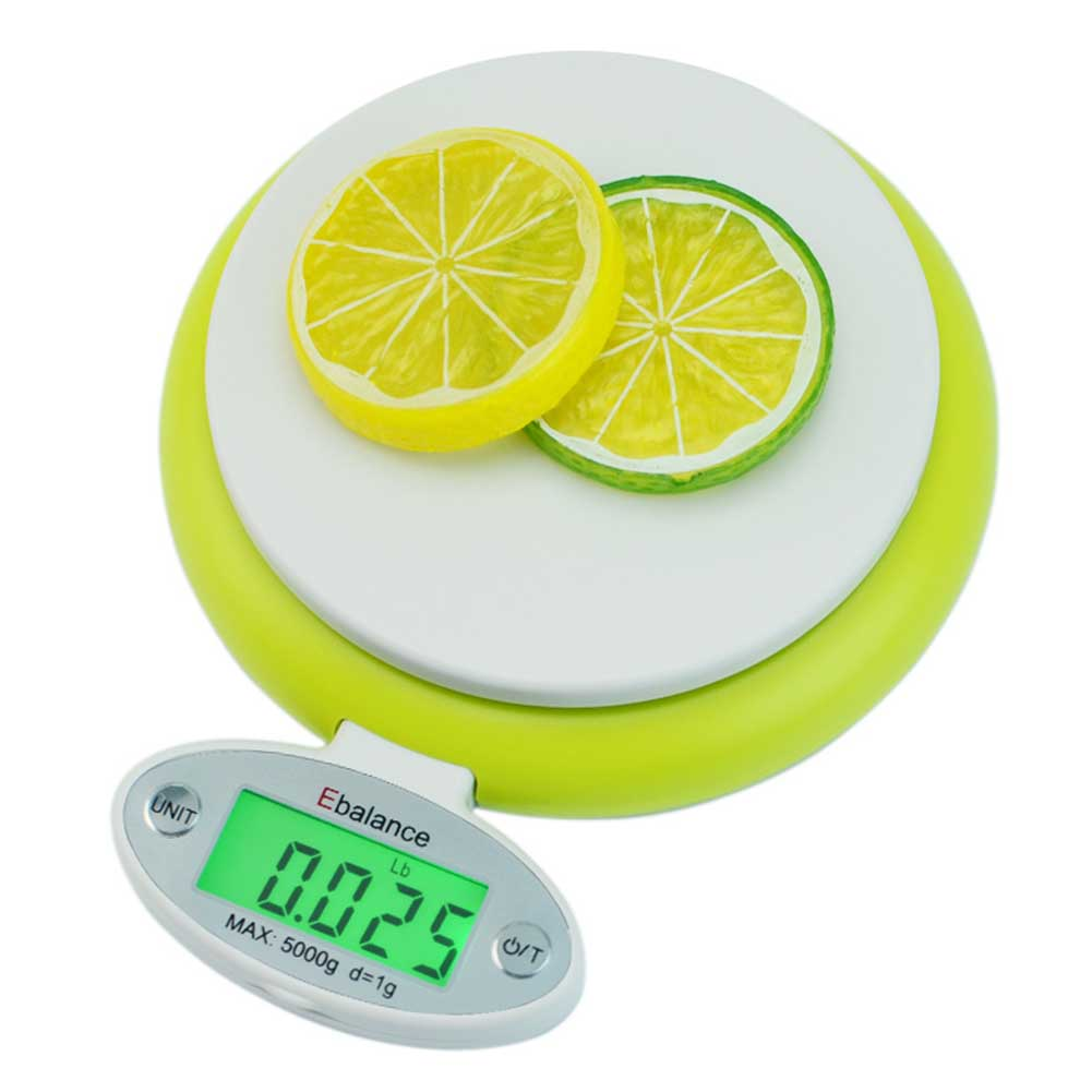 LCD Display Electronic Kitchen Scale Digital Food Diet Postal Weight Tool or with Tray Without bowl