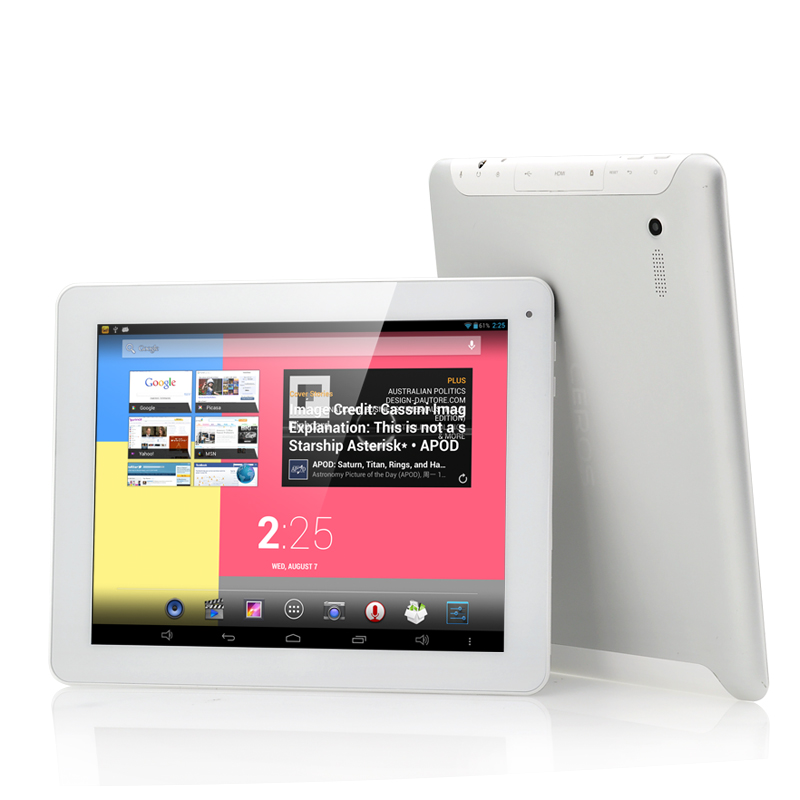 E-Ceros Revolution Android 4.2 Tablet PC (Wh)