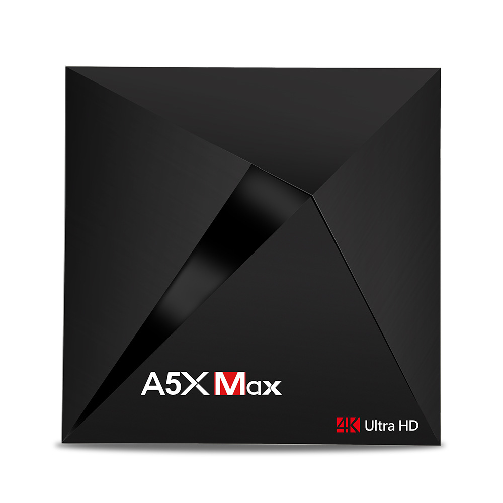 A5X Androi 8.1 4GB 32GB TV BOX US Plug