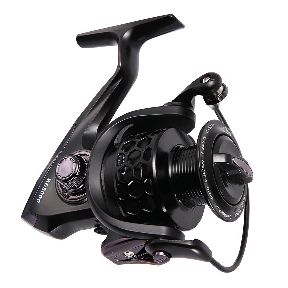 Ultra Smooth 12+1BB Bearing Fishing Reel Hone