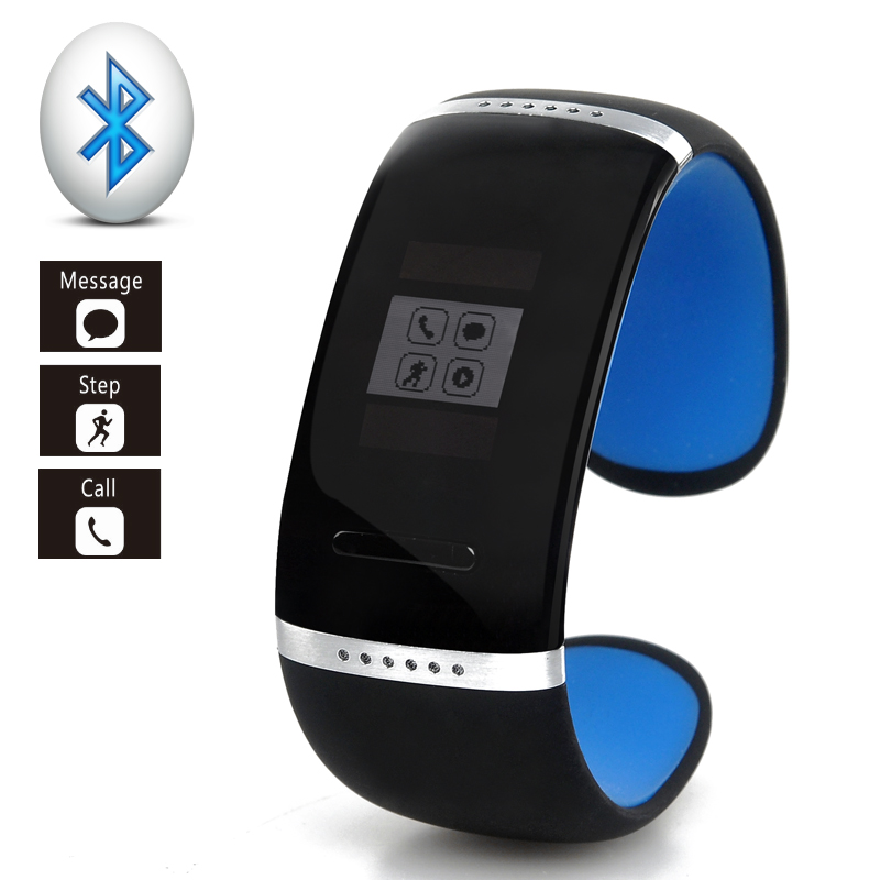 Smart Bluetooth V3.0 Bracelet Watch