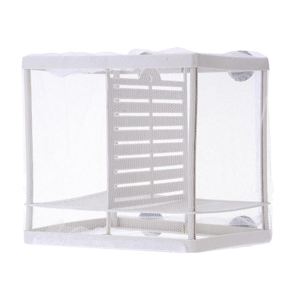 Aquarium Breeding Box Net Breeder Box Isolation Hairtail Nursery House S