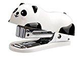[EU Direct] Cute Panda Mini Desktop Stapler&Staple Hand Stapler Office/Home Stapler(6*2.5CM)