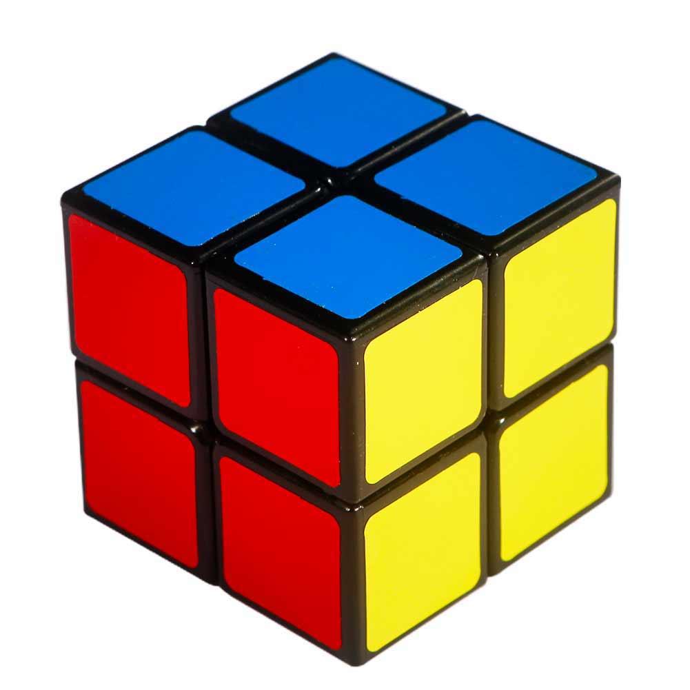 [EU Direct] Lanlan Cube 2x2x2 - Black