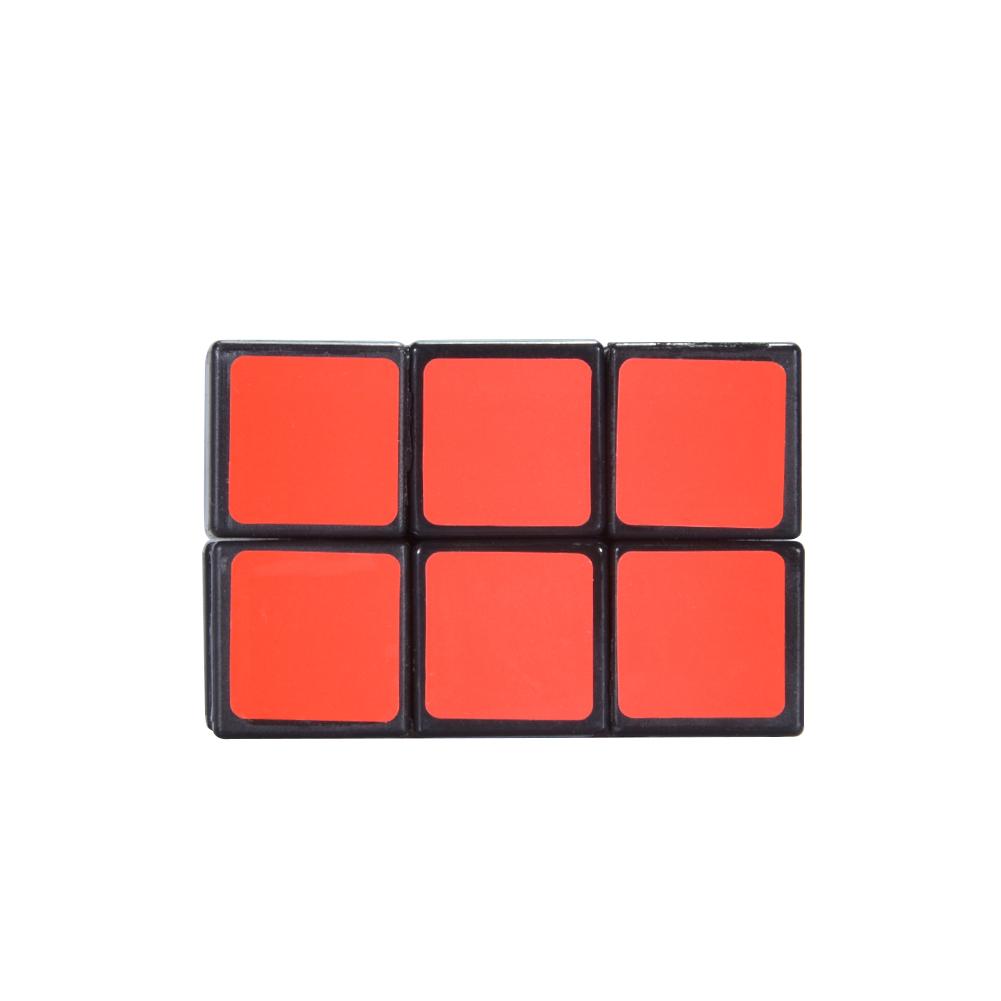 [EU Direct] 2x2x3 Black Cuboid Cube Twisty Puzzle Smooth