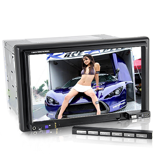 DVB-T GPS Car DVD Player - Street King X1