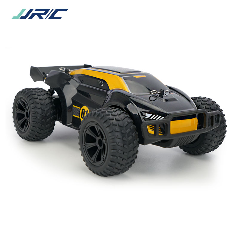 Q88 2.4G 15KM/H Remote Control Car Model RC Racing Car Toy for Kids Adults yellow