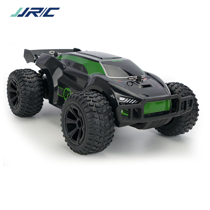 Q88 2.4G 15KM/H Remote Control Car Model RC Racing Car Toy for Kids Adults green