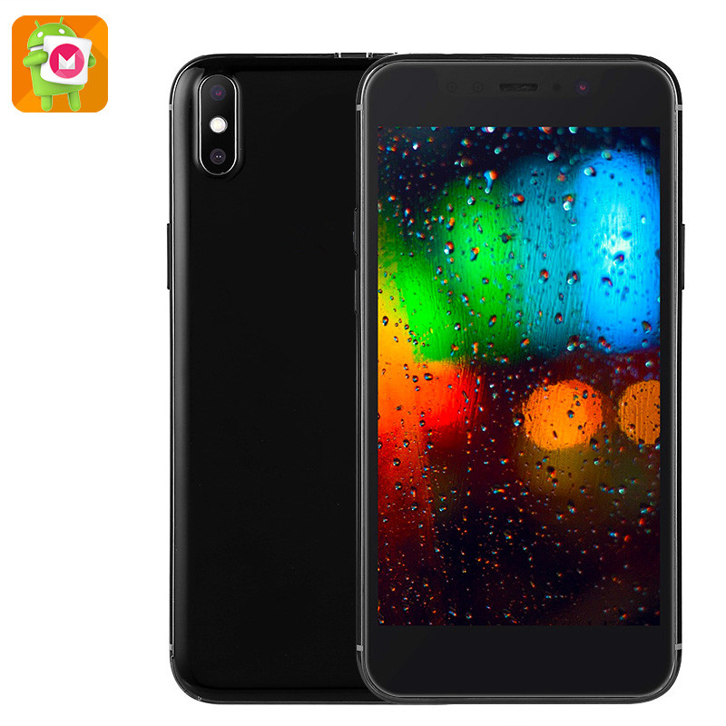 E-Ceros X Android Phone (Black)