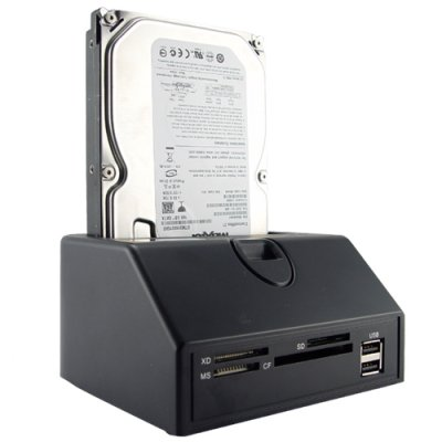 SATA Hard Drive Docking Station