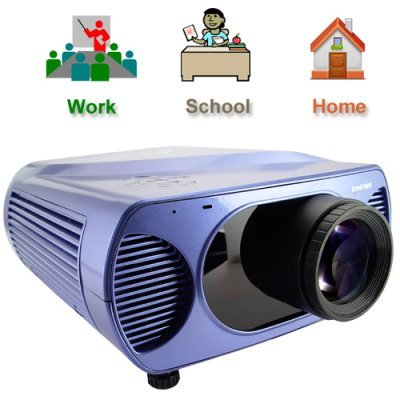 Big Screen LCD Projector for Home / Office / School