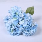Artificial Hydrangea Bouquet Fake Flowers