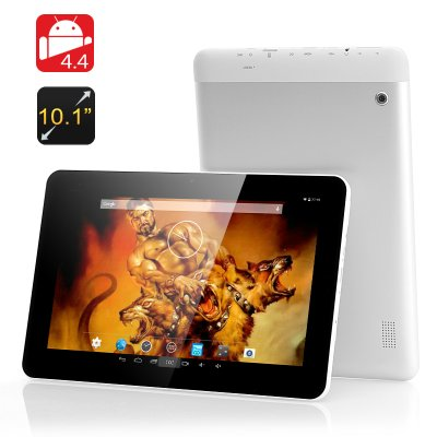10.1 Inch Android 4.4 Tablet - Cecrops