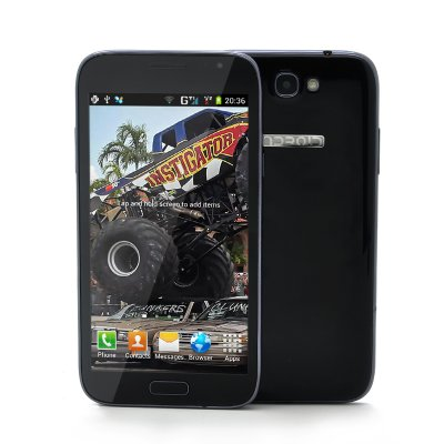 5.3 Inch Qualcomm Android Phone - Smash (B)