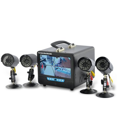 Complete DVR Security System