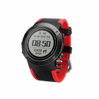 DM18 Smart <span style='color:#F7840C'>Watch</span> (Red)