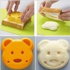 EU Direct  Bear sandwich rice ball mould