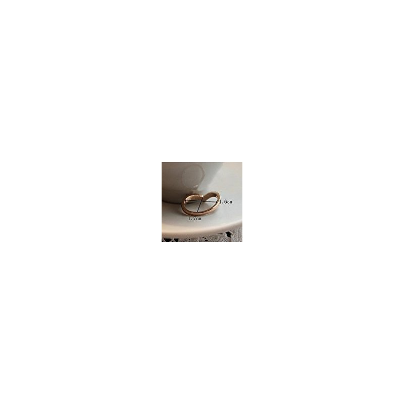 [EU Direct] Epiestore(TM) V-shaped Rhinestone Tail Ring