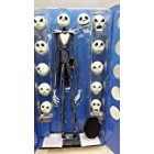 EU Direct  The Nightmare Before Christmas Jack Skellington 15    Figure 12 Skull Heads Doll