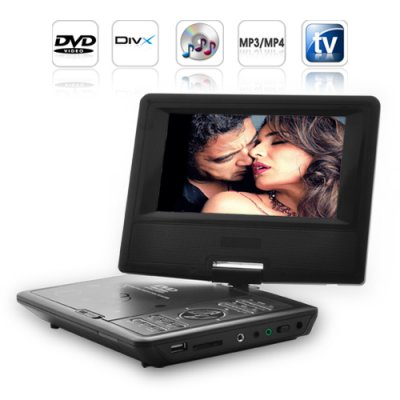 7 Inch DVD Player