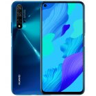 Huawei Brazil Cross border Products Cannot be Sold Without Permission  HUAWEI Nova 5T 8GB 128GB  Blue 6GB   128GB