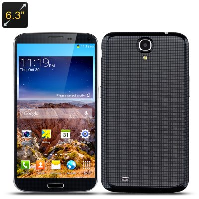 Octa Core Smart Phone 'Life C' (Black)
