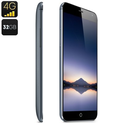 Meizu MX4 4G Smartphone 32GB (Gray)