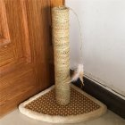 Non-stick Hair Climbing Frame Rattan Mat Scratching Board Small Pet Supplies rattan mat