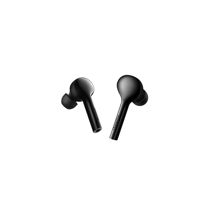 [US Direct] HUAWEI FreeBuds Wireless Bluetooth Earphone In-ear Double Click Stereo Earbuds black