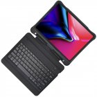 [US Direct] Original CHOETECH iPad Pro 11'' 2020 & 2018 Keyboard Case [Support Apple Pencil 2 Charging] Ultra-Thin Bluetooth Keyboard with Full Protection Case for Apple  Black