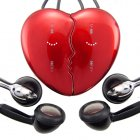 MP3 Player for Lovers - Pair of 1GB MP3 Music Players