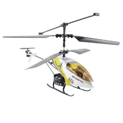 RC Mini Helicopter with 3 Channel Remote Controller (110V)