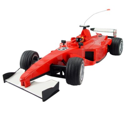 Formula 1 RC Race Car - Deluxe F1 Racing Car (110V)