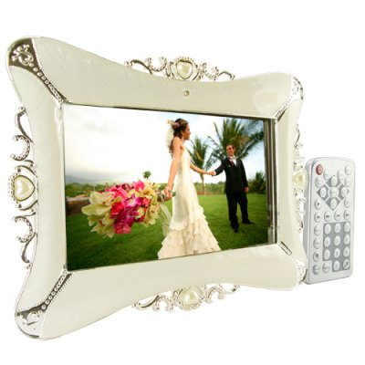 7 Inch Decorative Digital Photo Frame