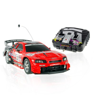 Radio Control Drifting Toy RC Racing Car (110V)