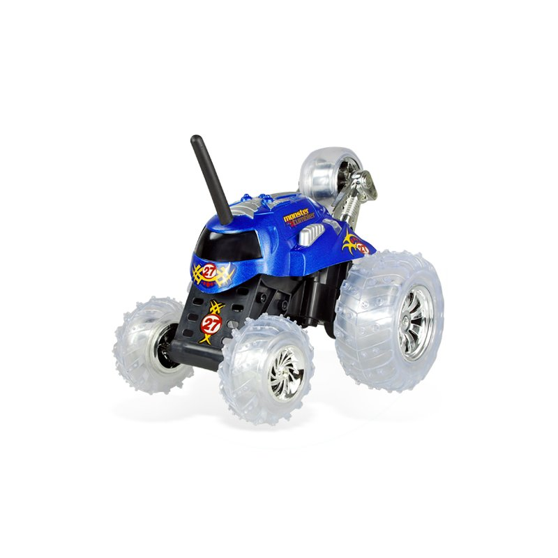 Stunt RC Car - Monster Edition with LED Lights (220V)