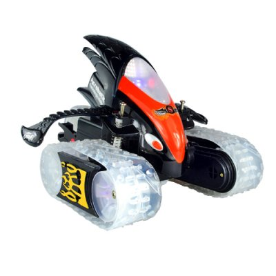 Radio Control Robot Stunts Toy RC Car (110V)
