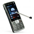 Quad Band Dual SIM Touch Screen Cellphone with Drag + Drop Icons