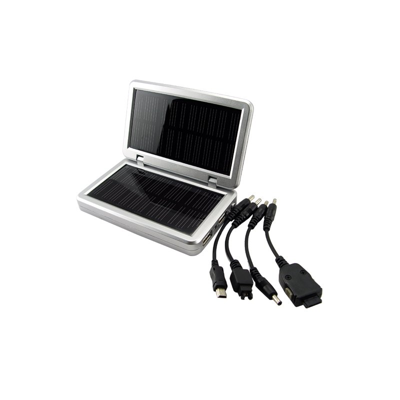 Solar Battery + Charger - Green Power for Portable Electronics