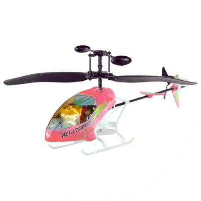 Micro Mini Helicopter with IR Remote Control
