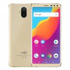 a cheap phone that delivers all the main functions of a smartphone  it has a quad core CPU  HD screen  Android 8 1 OS and low price