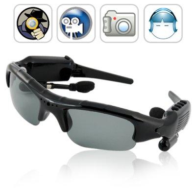 Wholesale Espionage - Camera Sunglasses (4GB ae1f49fe06
