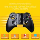 054MX Game handle Bluetooth Gamepad for Android IOS13.4 for Nintendo Switch  black