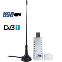 DVB-T Digital TV Stick - Digital TV On Your Computer