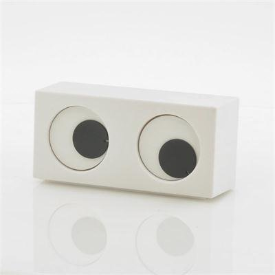 Rotating Iris Novelty Clock - Eye Clock
