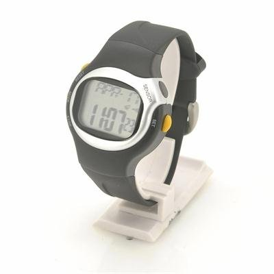 Exercise Watch w/ Pulse + Calorie Reader