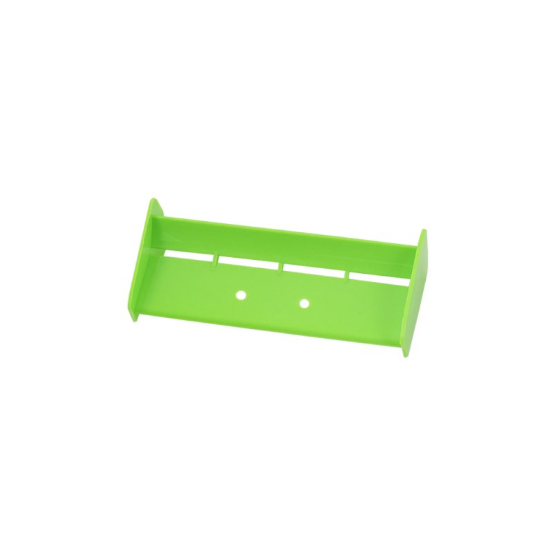 1/10 RC Buggy Car Tail Wing for 1/8 Nitro Electric Powered Off Road Buggy Truck green