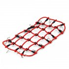1:10 Simulate Elastic Luggage Net for Rock Crawler D90 SCX10 90046 Traxxas TRX-4 RC Car Accessories Large random colour
